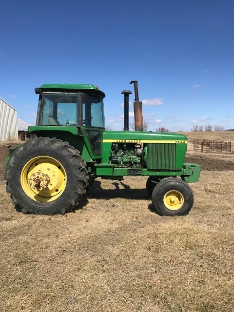 1975 John Deere 4630 Tractor For Sale