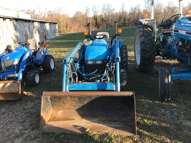 1998 New Holland 1925 Tractor - Compact For Sale