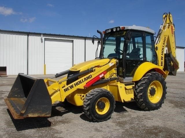 2013 New Holland B95C Loader Backhoe For Sale