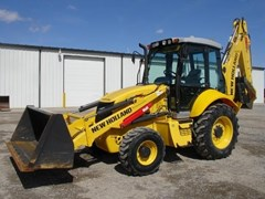 Loader Backhoe For Sale:  2013 New Holland B95C