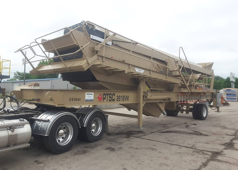 2017 ASTEC MOBILE SCREENS PTSC 2618VM Screening Plant - Hydraulic For Sale