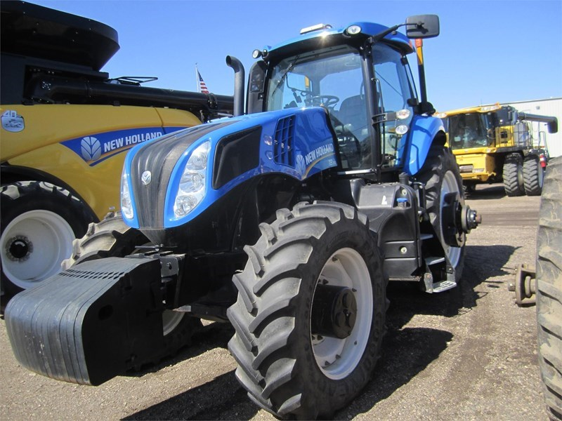 2014 New Holland T8.390 Tractor For Sale