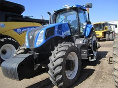 Tractor For Sale 2014 New Holland T8.390 , 290 HP