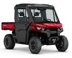 Utility Vehicle For Sale: 2018 Can-Am 2018 DEFENDER HD8 W/CAB RED SKU # 8UJB