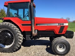 Tractor For Sale 1996 Case IH 7210 , 130 HP