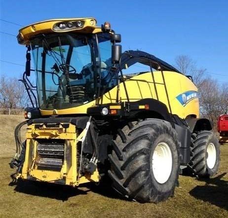 New Holland FR850 Forage Harvester-Self Propelled For Sale