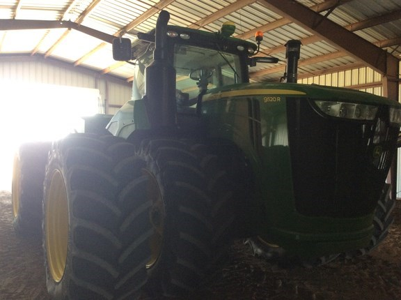 2016 John Deere 9520R Tractor For Sale