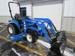 Tractor For Sale:  2007 New Holland TC34DA , 34 HP