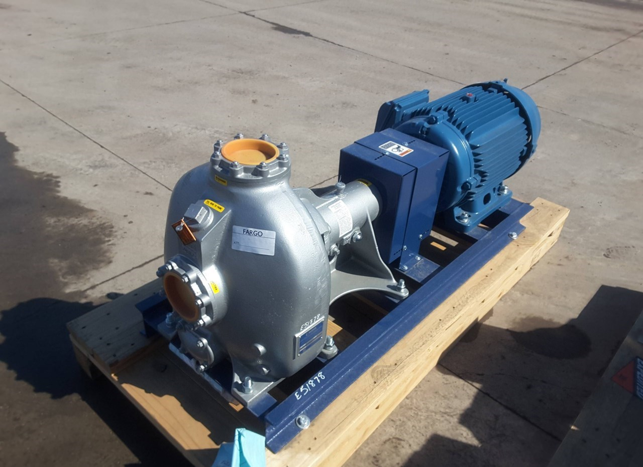 2018 Gorman-Rupp 04A20-B Pump For Sale