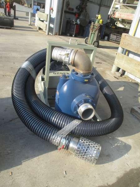 2014 Gorman-Rupp 86A2-B Pump For Sale