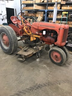Tractor For Sale 1956 Allis Chalmers CA , 22 HP