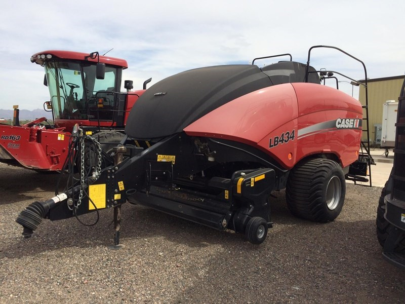 2014 Case IH LB434 Baler-Square For Sale