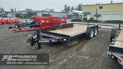 Equipment Trailer For Sale 2017 Big Tow Trailers B-7DT