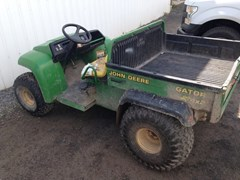 Utility Vehicle For Sale 2003 John Deere TX