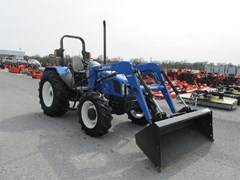 Tractor For Sale 2008 New Holland TL90 , 90 HP