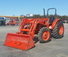 Tractor For Sale:  2009 Kubota M7040HD-1