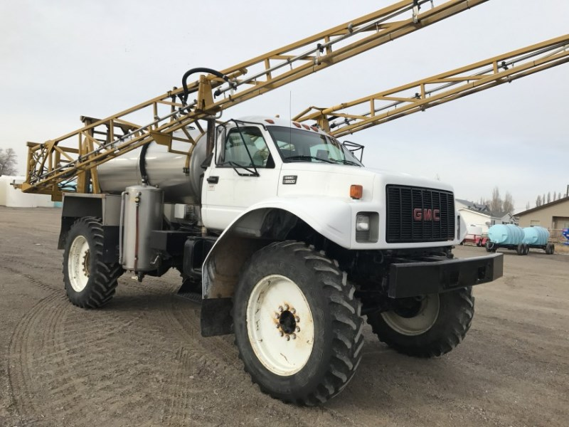 1997 Stahly C8500 Floater/High Clearance Spreader For Sale