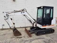 Excavator-Mini For Sale 1993 Bobcat 231