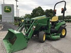 Tractor For Sale 2013 John Deere 1023E