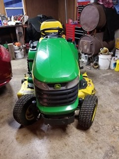 Riding Mower For Sale 2009 John Deere X500 , 24 HP