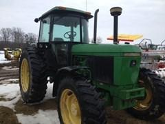 Tractor For Sale 1992 John Deere 3255 , 100 HP