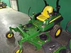Riding Mower For Sale 2012 John Deere Z710A , 23 HP