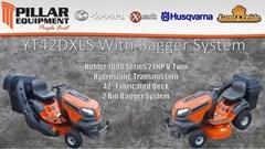 Riding Mower For Sale 2018 Husqvarna YT42DXLS , 24 HP