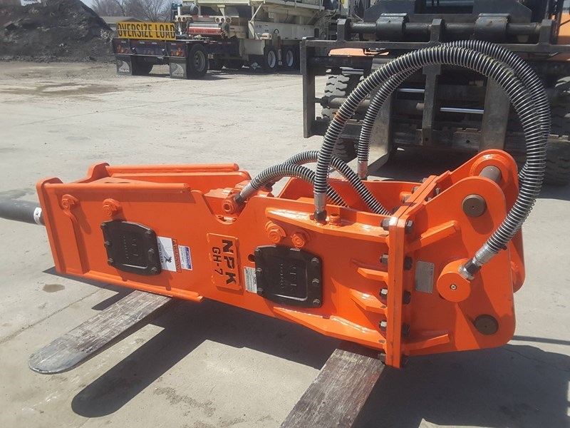 2018 NPK GH-7 Hammer For Sale