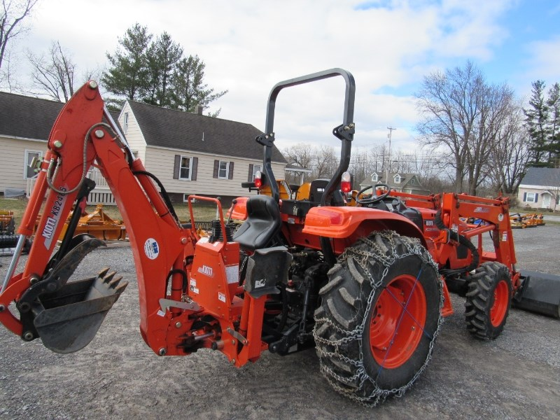 2014 Kioti RX6620 Tractor For Sale