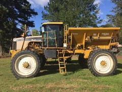 Floater/High Clearance Spreader For Sale 2009 RoGator SS 1084