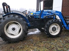 Tractor For Sale 2014 New Holland WORKMASTER 75 , 75 HP