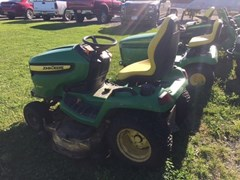 Riding Mower For Sale 2006 John Deere X540 , 26 HP