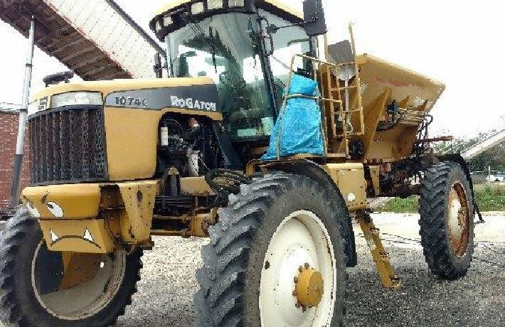 RoGator 1074C Floater/High Clearance Spreader For Sale