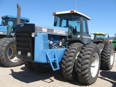 Tractor For Sale 1989 Ford 846 , 230 HP