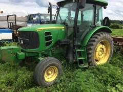 Tractor For Sale 2010 John Deere 6100D , 82 HP