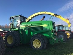Forage Harvester-Self Propelled For Sale 2009 John Deere 7750