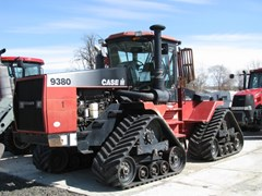 Tractor For Sale 2000 Case IH 9380