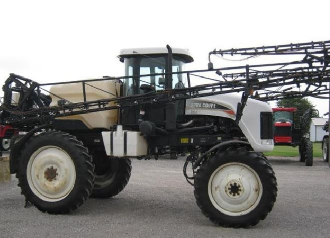 2005 Spra-Coupe 7650 Sprayer-Self Propelled For Sale
