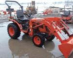 Tractor For Sale: 2014 Kubota B2620HSD, 26 HP