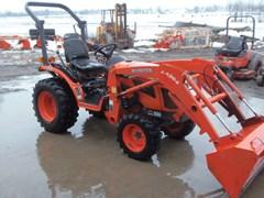 Tractor For Sale 2014 Kubota B2620HSD , 26 HP