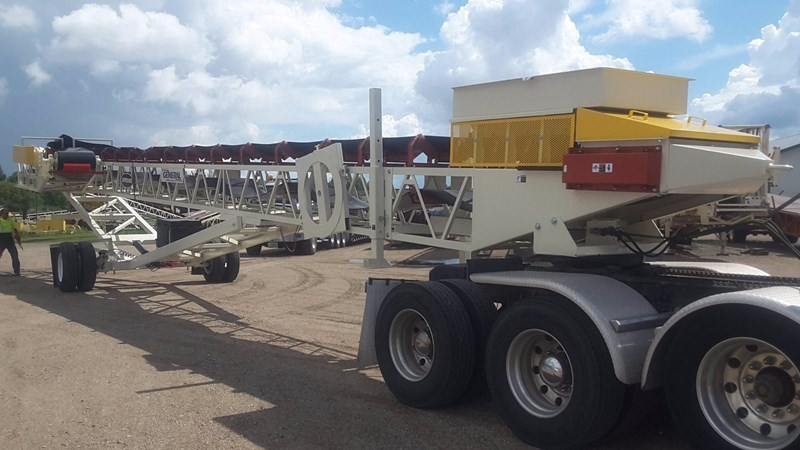 2017 Superior 30X80PRSC Conveyor - Stacking For Sale