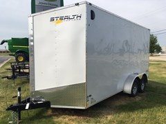 Cargo Trailer For Sale 2019 Stealth 716TA