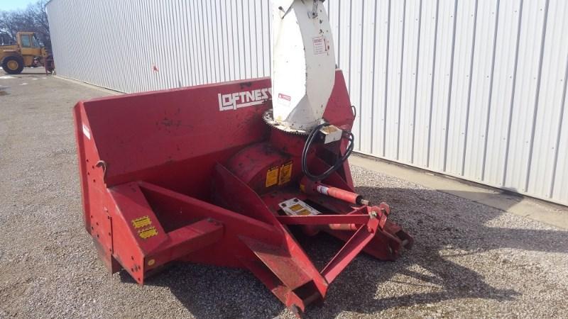 Loftness 842BTS Snow Blower For Sale