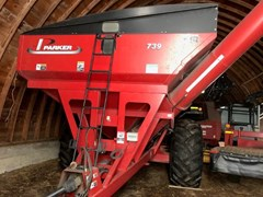 Grain Cart For Sale 2012 Parker 739