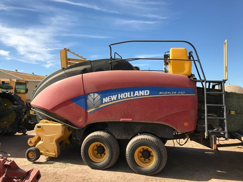 2013 New Holland BB340S Baler-Big Square For Sale