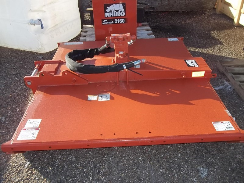 2018 Rhino SV2160 Rotary Cutter For Sale
