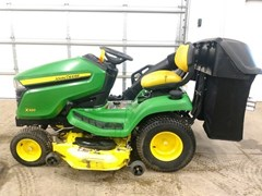Riding Mower For Sale 2015 John Deere X320 , 22 HP