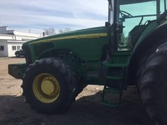 Tractor For Sale 2005 John Deere 8420 , 235 HP