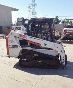 Skid Steer-Track For Sale:  2015 Bobcat T450 , 61 HP