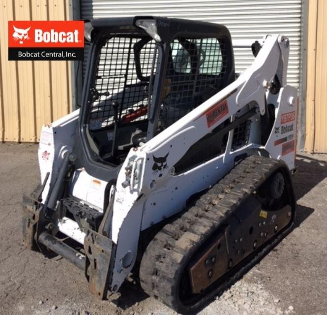 2015 Bobcat T590 Skid Steer-Track For Sale